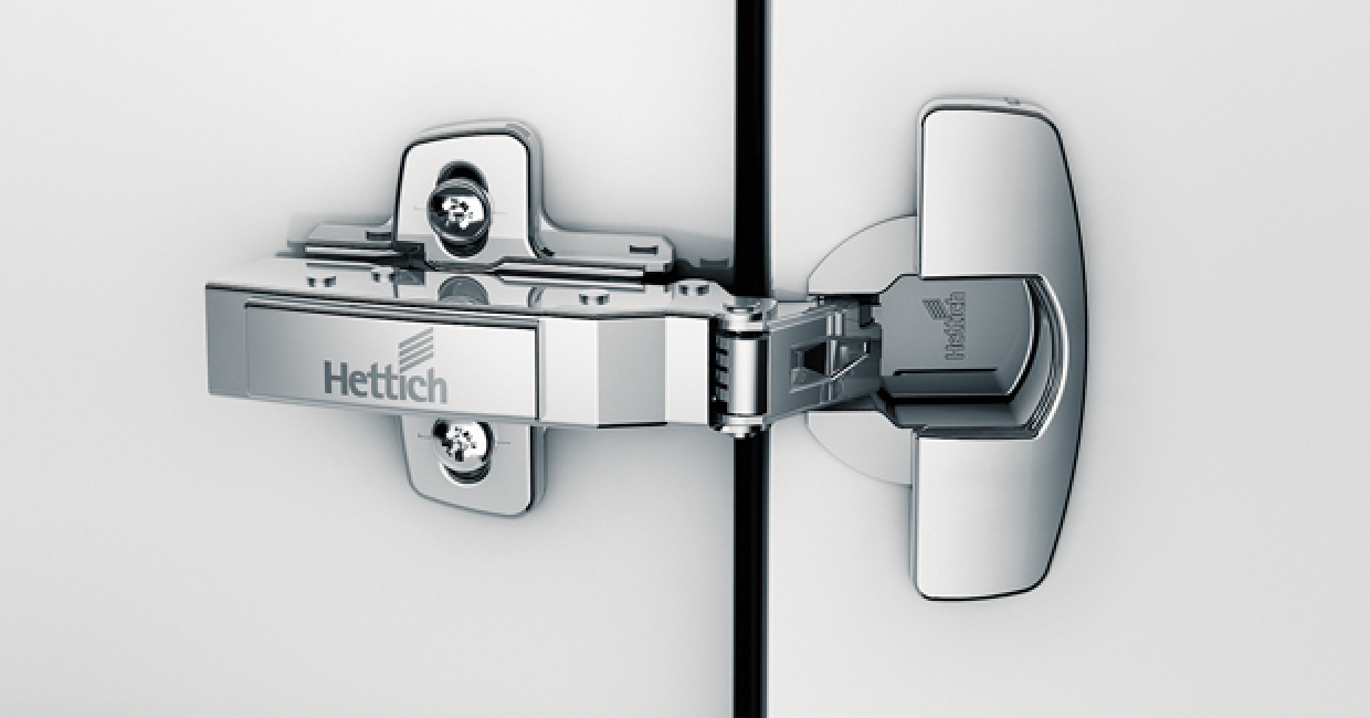 The award-winning Sensys from Hettich