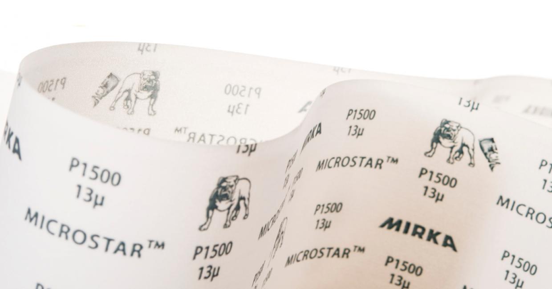 The new Microstar film belts