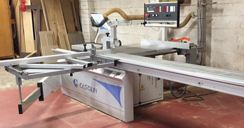Astra 400 CNC panel saw