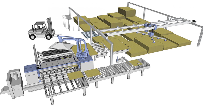 The new Holzma HPS 320 flexTec beam saw revolutionises the cutting process