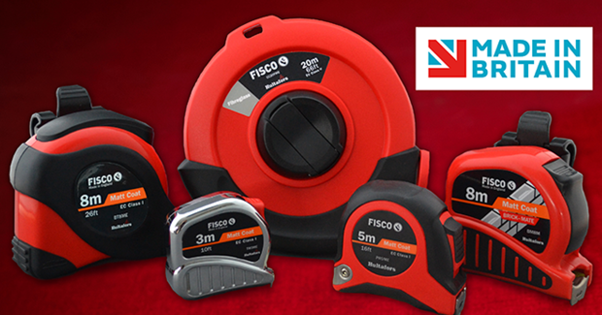 Fisco Tools has become a member of the Made In Britain campaign