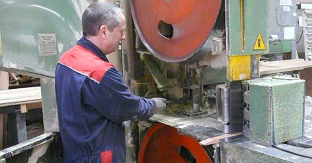 TM Services' skilled engineers can repair most types of woodworking machines