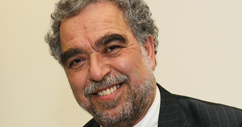 Levent Çaglar, FIRA's chief ergonomist