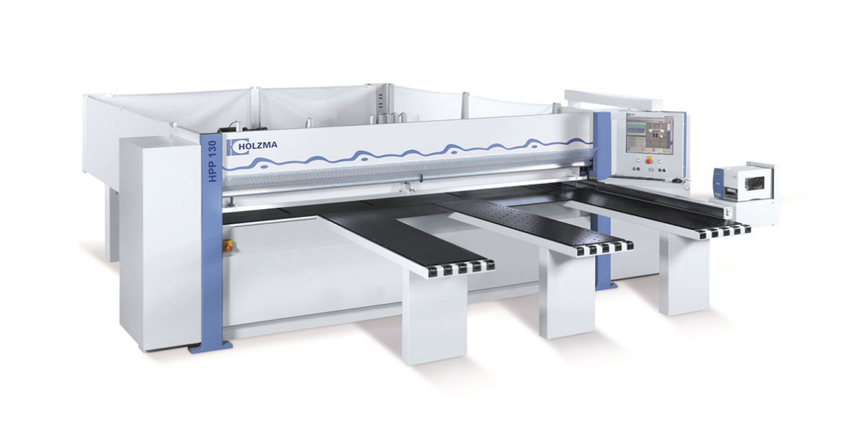 Holzma HPP 130 – same high standards and accuracy with an affordable price