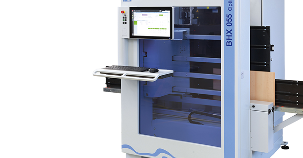 Weeke BHX 050 – the versatile and reliable 3-axis processing centre
