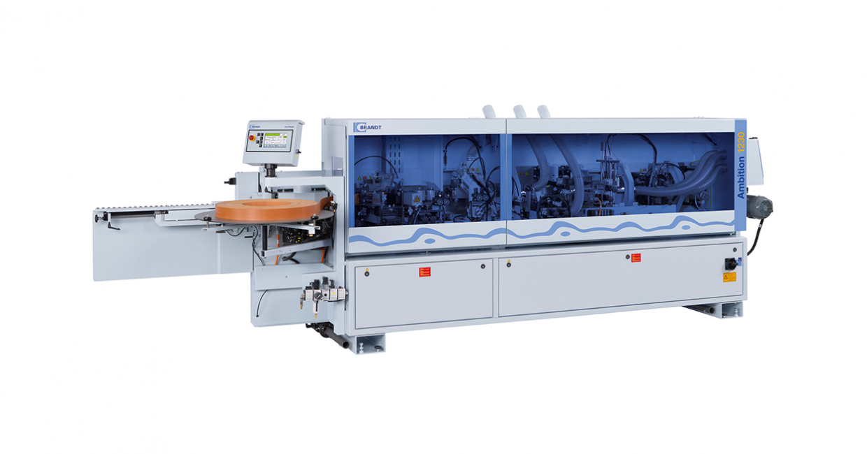 The Brandt Ambition 1230 airTec – first class edgebanding every time
