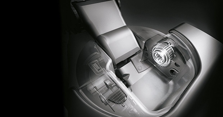 Cliptop Blumotion cutaway