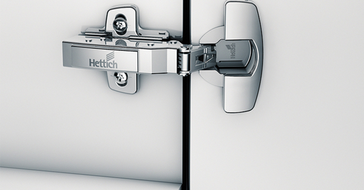 All the Sensys benefits on doors up to 32mm thick but with a mere 1.9mm gap between doors