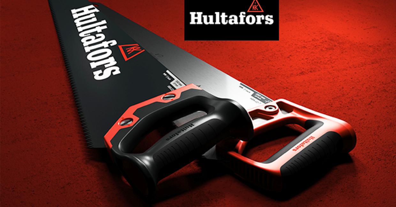 Hultafors' new HBS saw