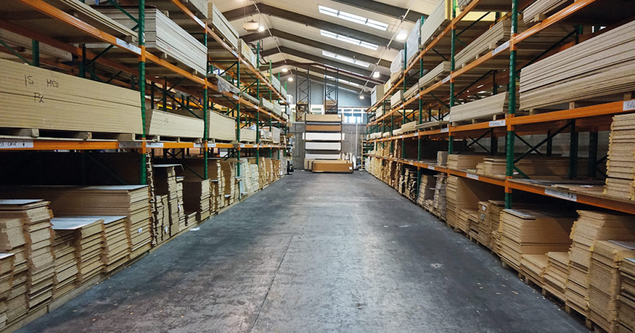 Mersey MDF, Plas & Ply manufacturers for a thriving trade and online business