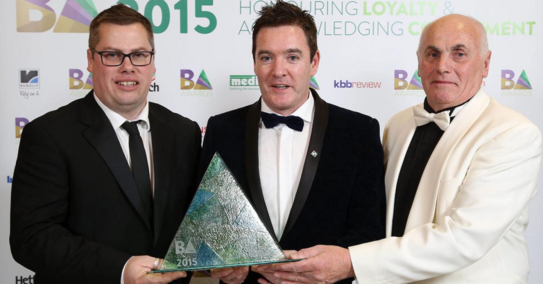J Sheppard & Sons, winners of the Best Dealer Use of Social Media Award