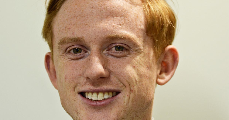 David Sanders has joined Blum UK as the first external sales apprentice