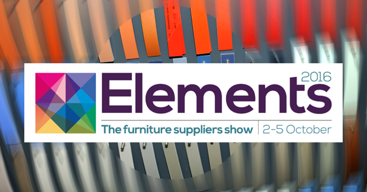 Elements is the new event alongside the W Exhibition in October featuring components for kitchen and furniture manufacturers