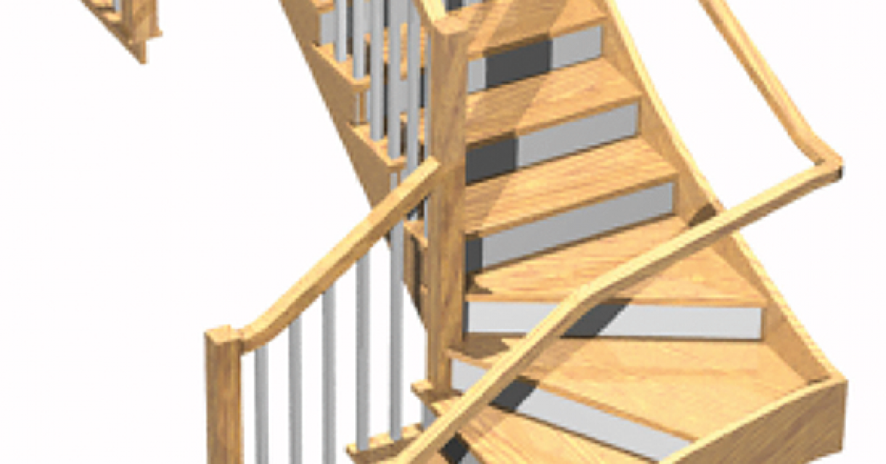 The popular Masterwood Stair software is installed at over 130 locations across the UK