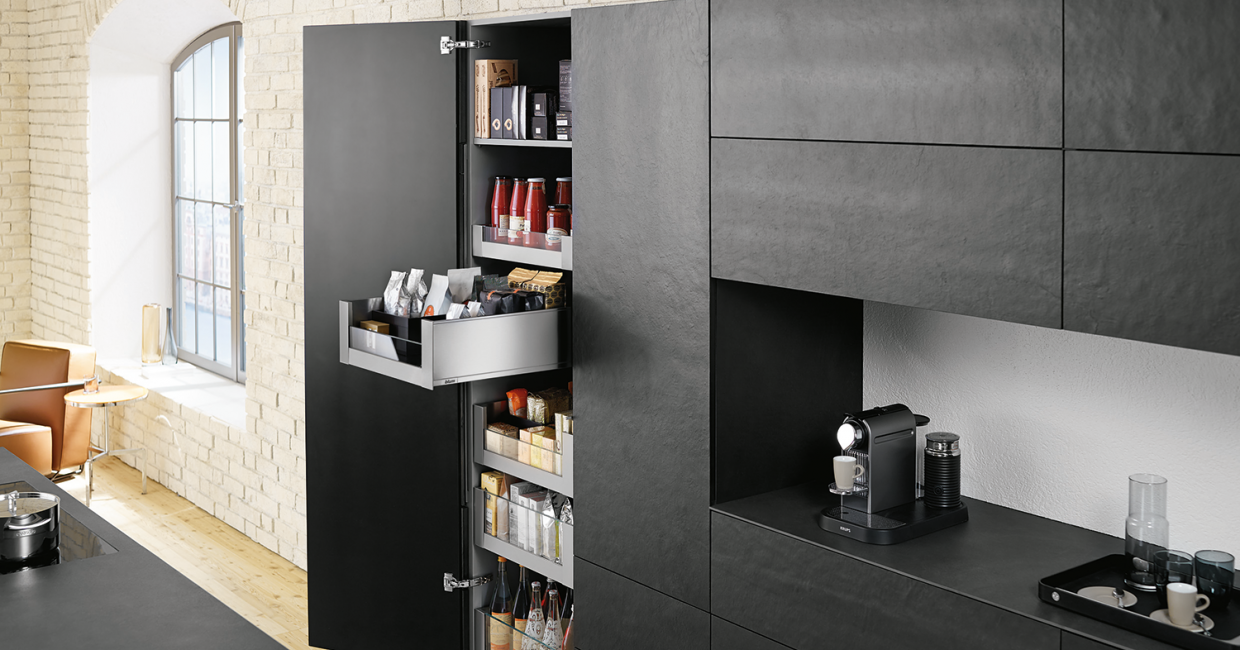 blum exhibit once again at kbb birmingham furniture production magazine. Black Bedroom Furniture Sets. Home Design Ideas