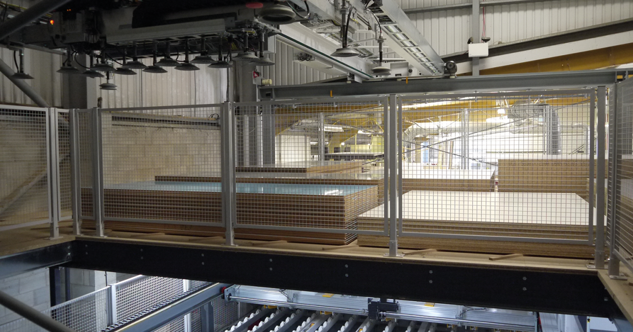 This Schelling installation delivers over 30% more production using the same factory space