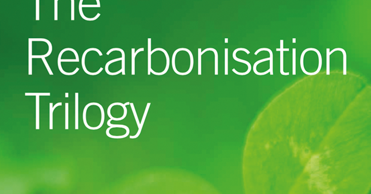 A new Point of View by Pöyry calls for a recarbonisation revolution of global material flows