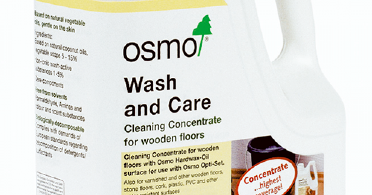Osmo's Wash and Care