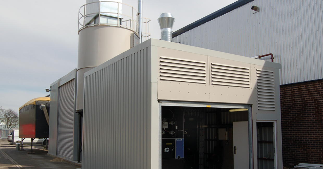 A typically professional installation by Ranheat Engineering