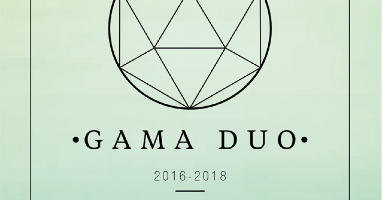 New Gama Duo visual identity