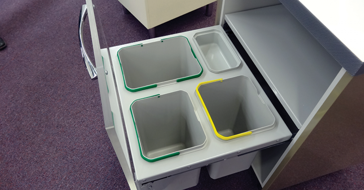 NEW - ecobin waste management range