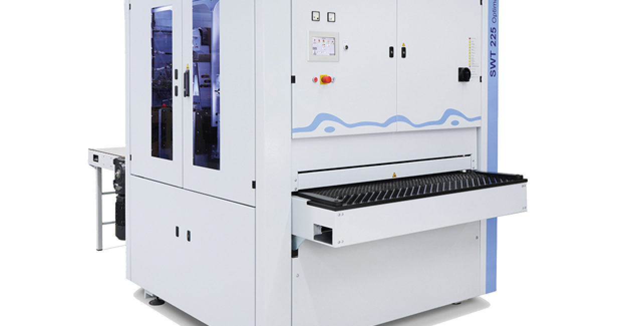 The new Bütfering SWT 225 Optimat - compact high performance
