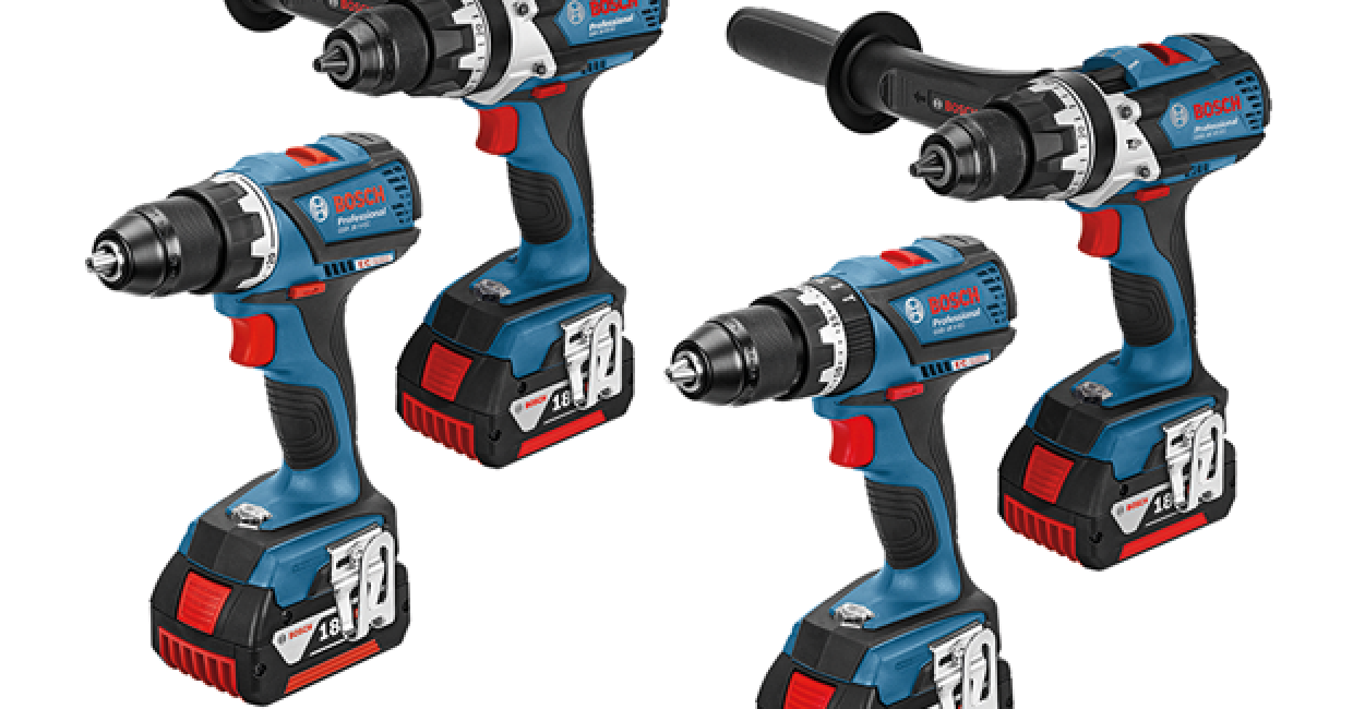 Bosch unveils new generation of cordless screwdrivers for professionals