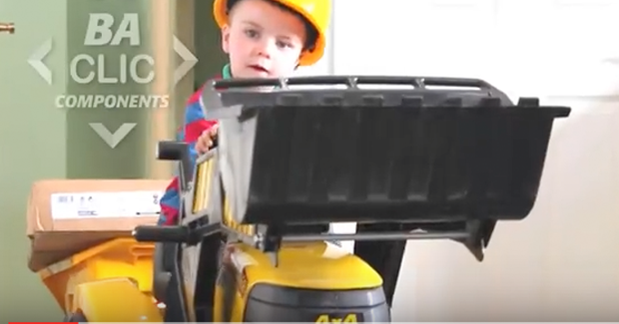 Watch Charlie build a BA ClicBox