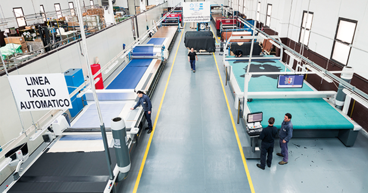 Lectra installs second Versalis at leading Lazio leather upholstery firm