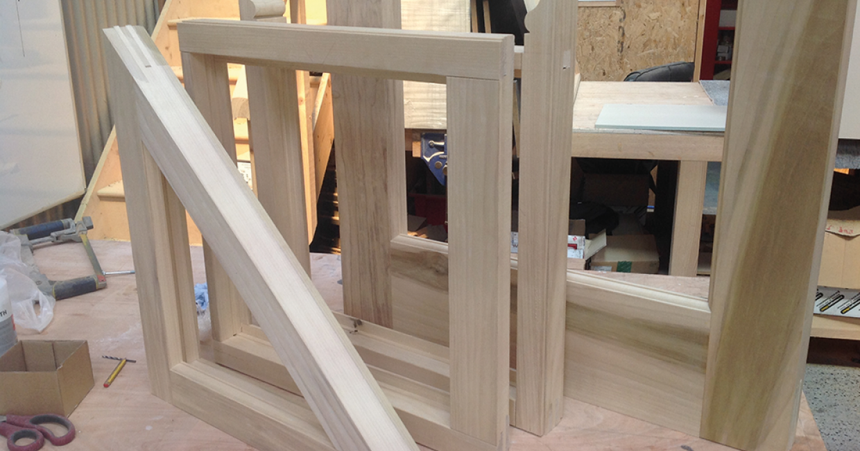 A sample of the work Willow Joinery carries out