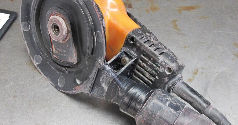 Bad repairs