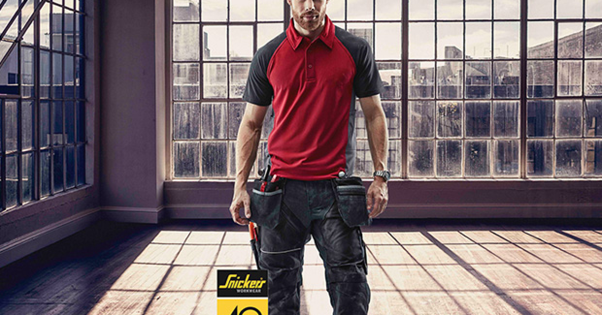 The latest AllRound workwear family has been designed to cope with just about everything in everyday working environments