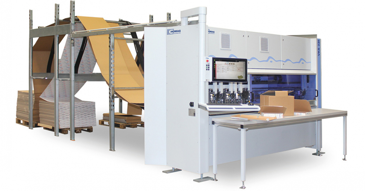 Homag Automation VKS 230 powerTouch