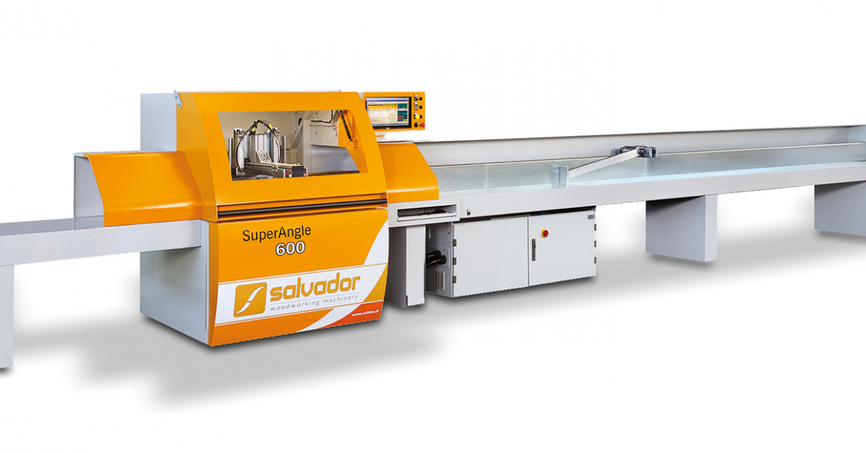 Salvador Super Angle 600 optimising saw