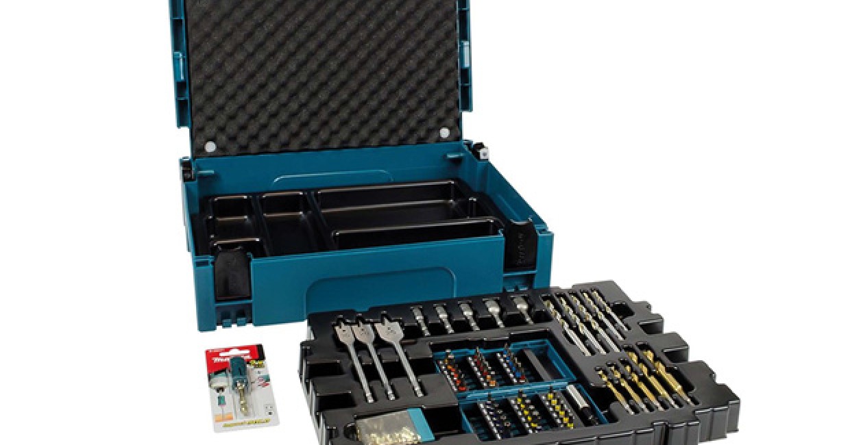 Makita's useful MakPac storage case