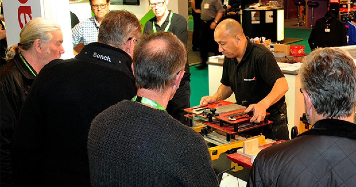Pre-Book your W16 machinery demonstrations | Furniture ...