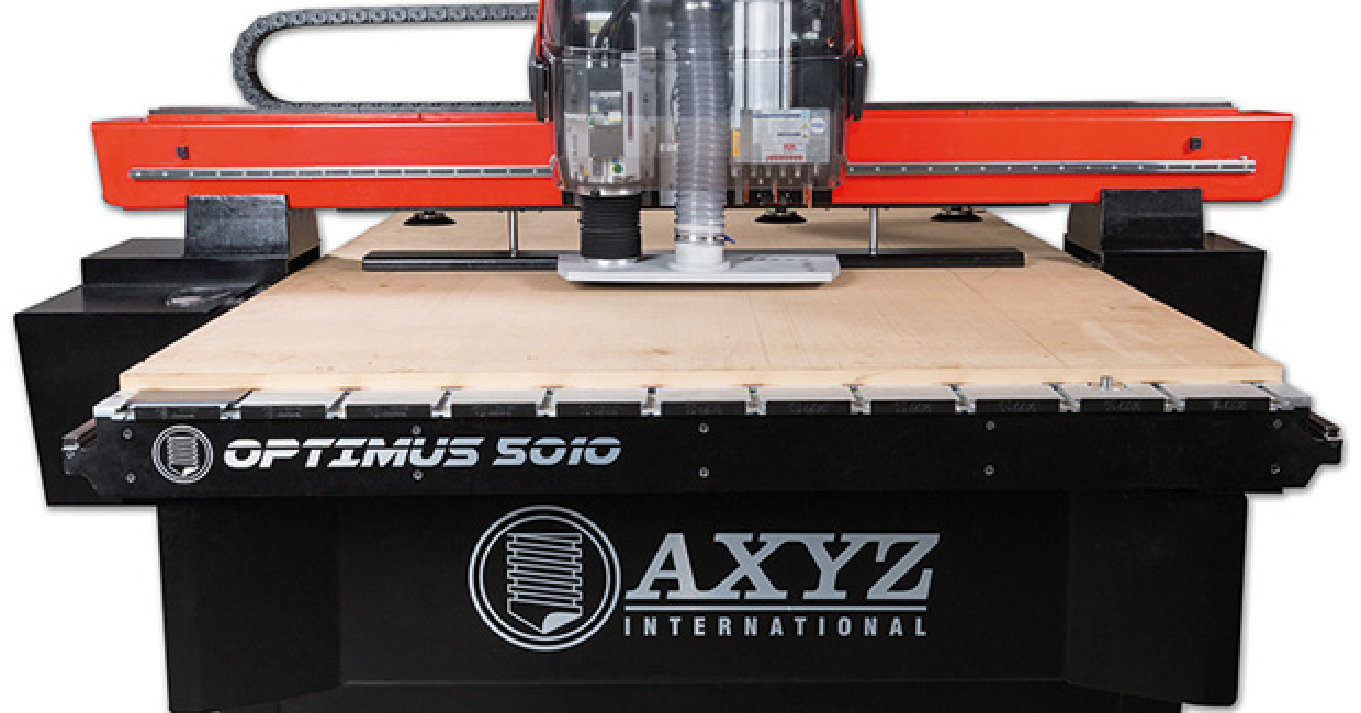 AXYZ International will be showing Optimus at W16