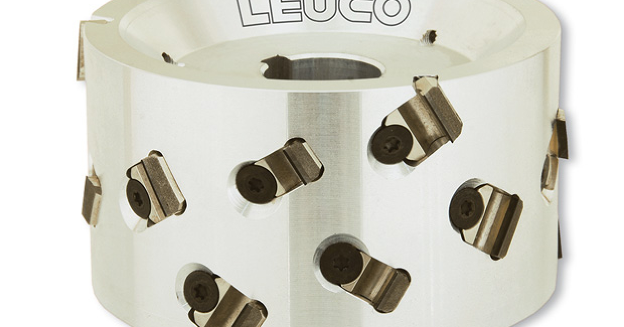At W16, Leuco will show its Smart Jointer Plus and Leuco's impressive p-System tool