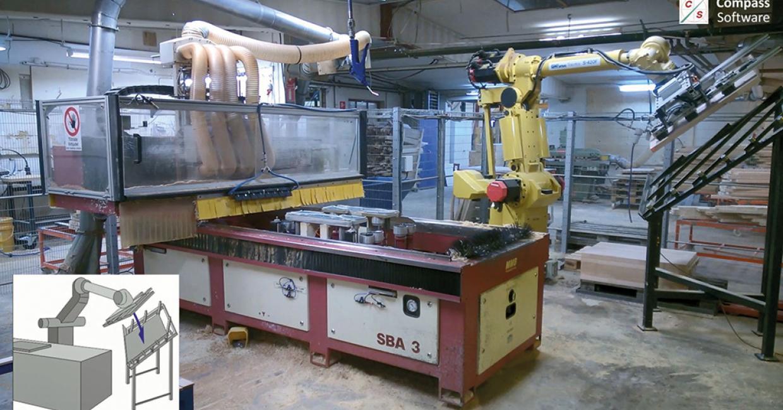 Automated loading of SBA3