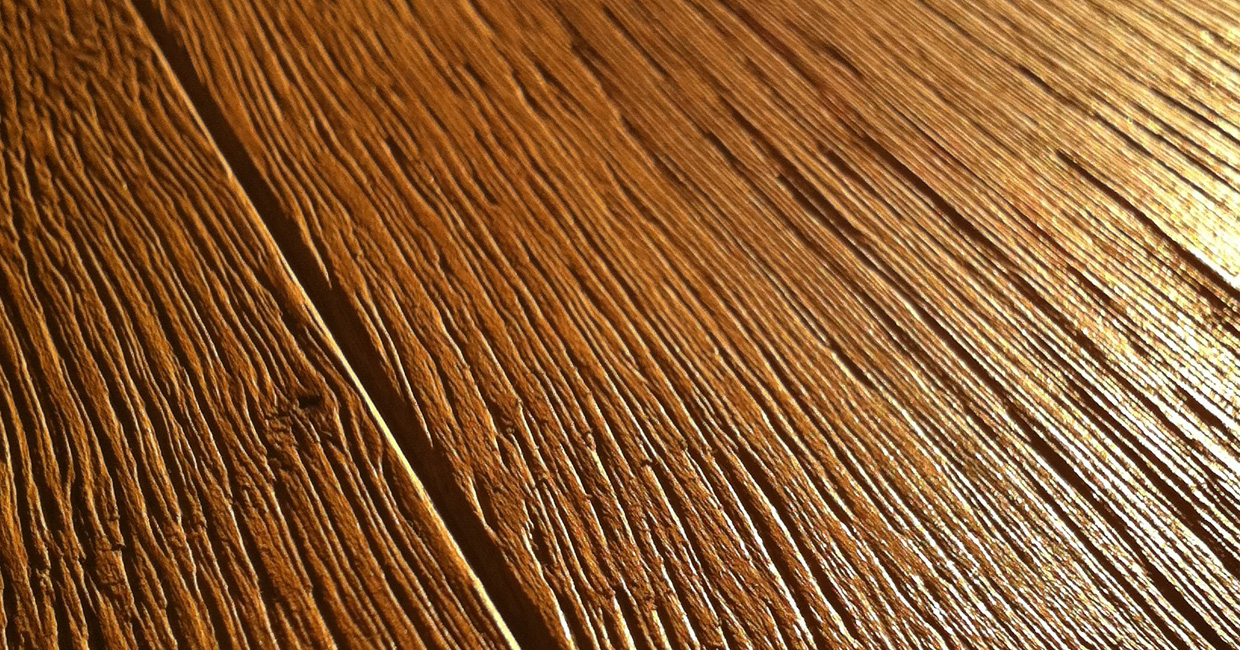 See Osmo's wood finishes at the Surface Design Show in February