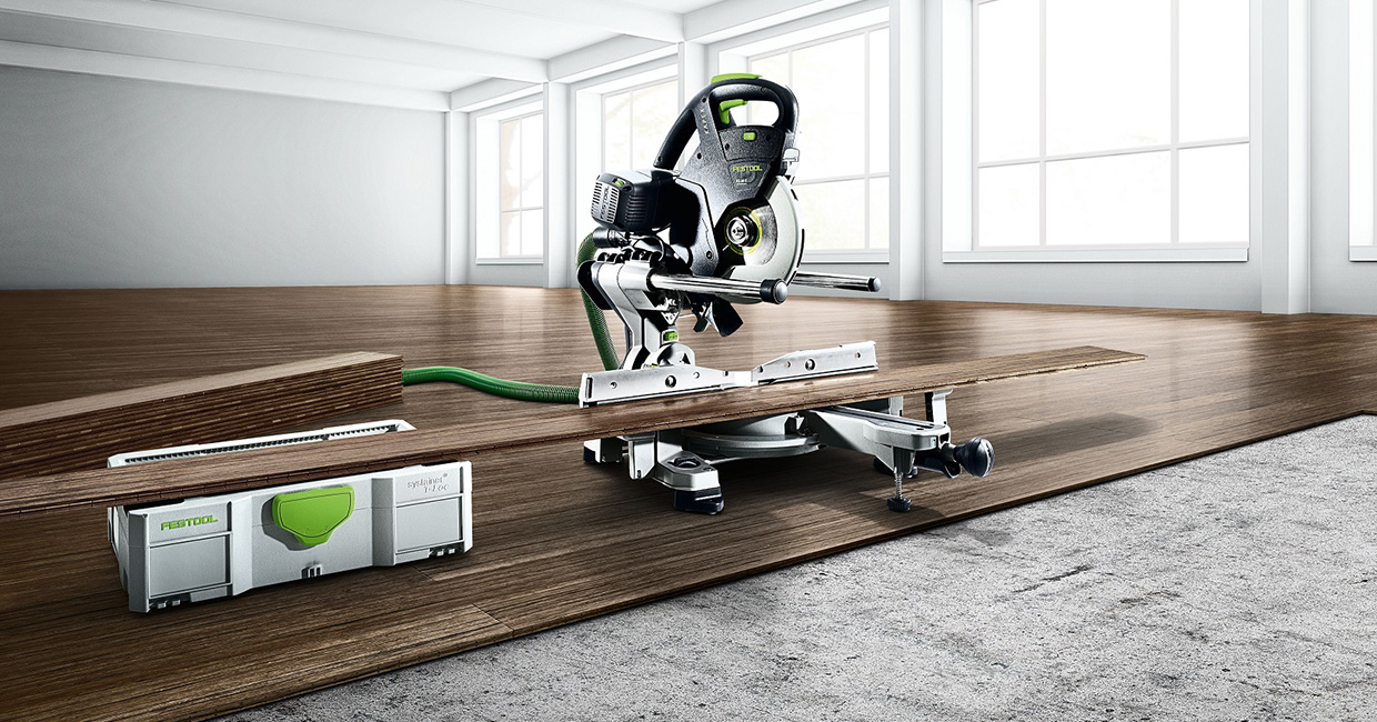 Festool's new Kapex KS 60