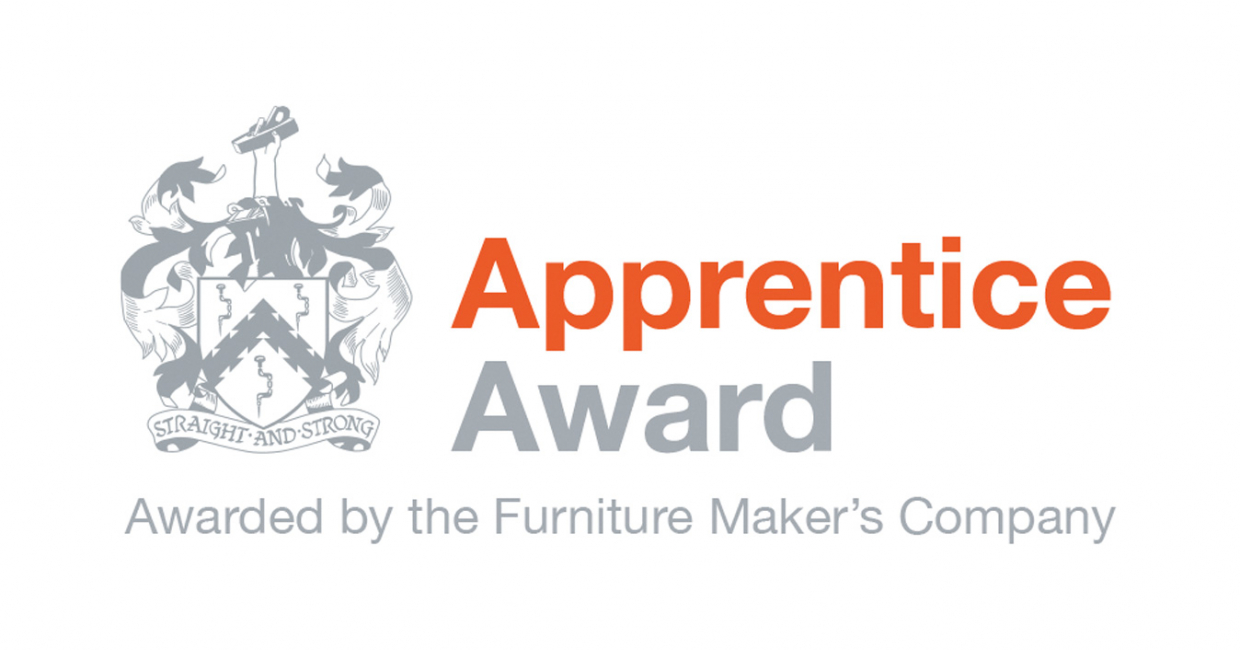 The Furniture Makers' Company has launched a new Apprentice Award