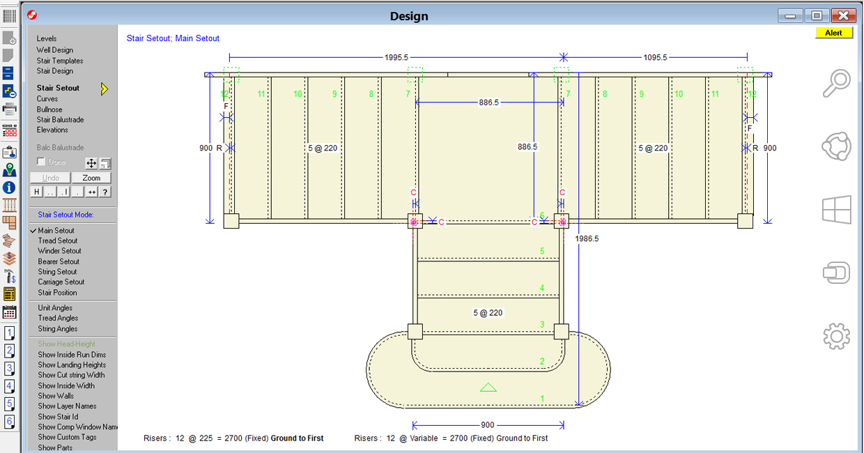 Masterwood creates dedicated stair software solution