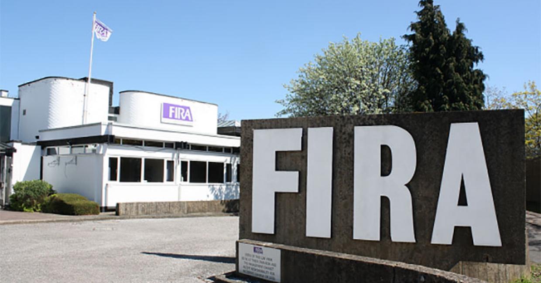 FIRA's HQ in Stevenage, Hertfordshire