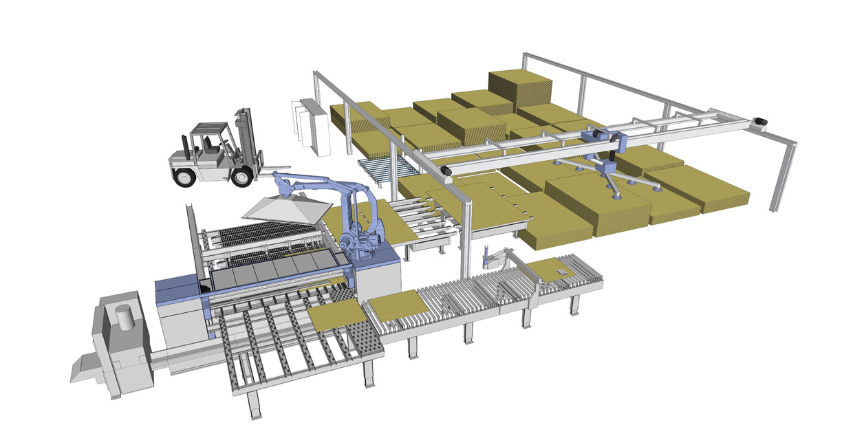Holzma HPS 320 flexTec - Fully automated from batch size 1 to industrial production