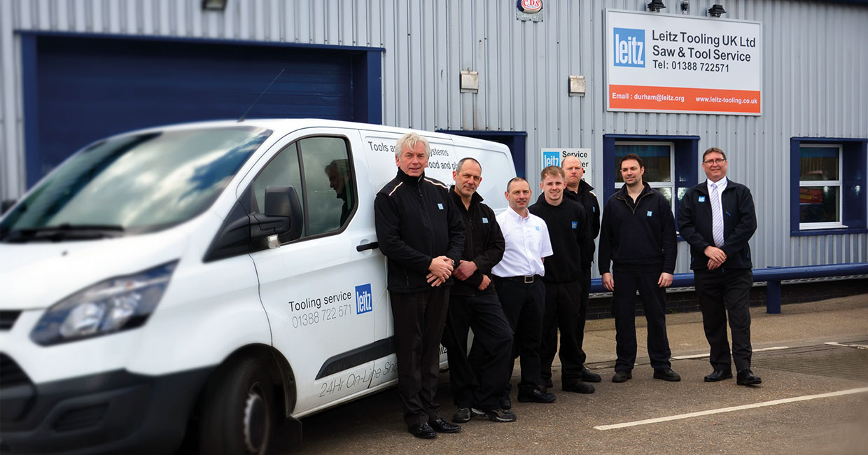 Leitz Tooling opens new Durham Service Centre
