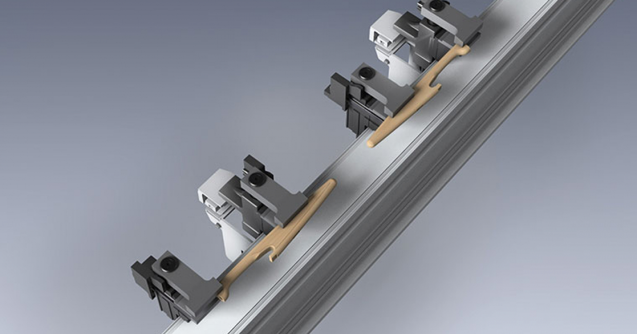 Single clamping technology: optimal precision even with short parts