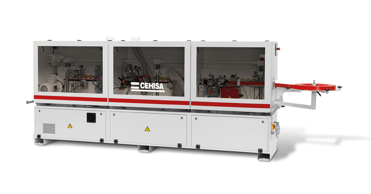 Two Pluss has installed a new Cehisa Pro-12 edgebander