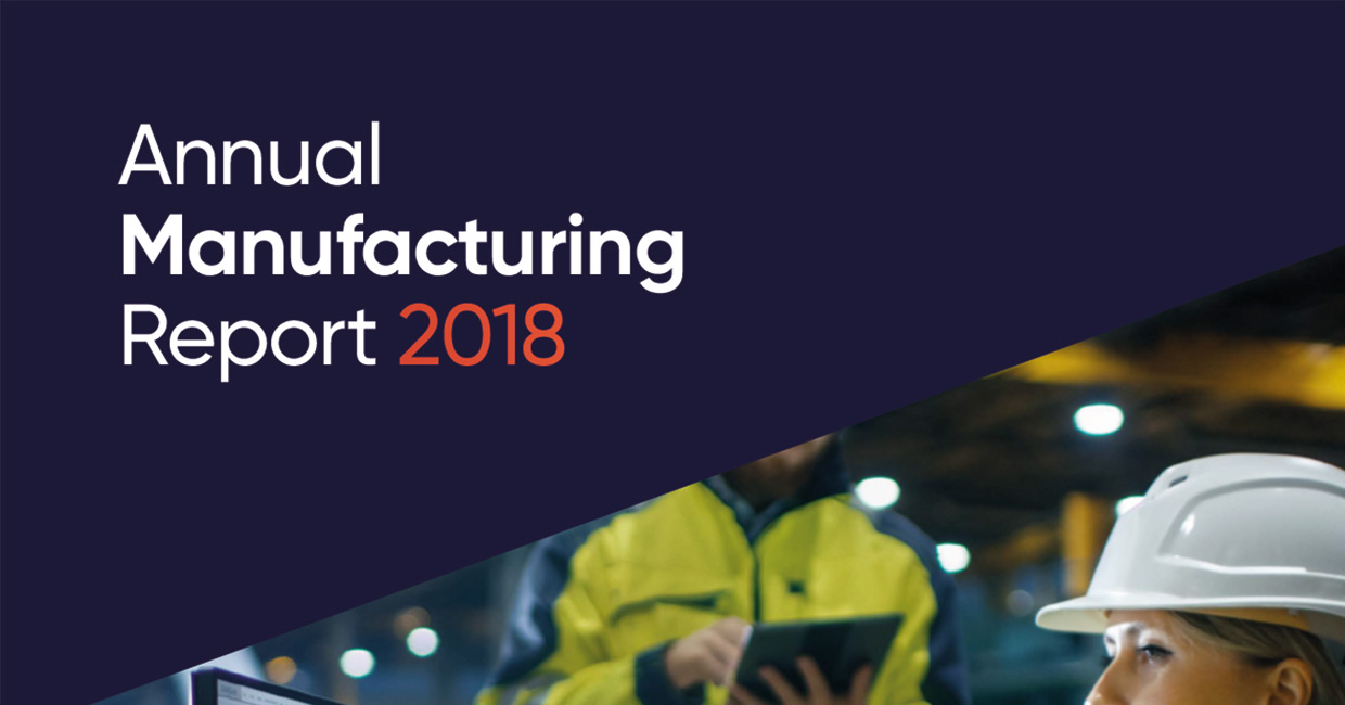 Annual Manufacturing Report 2018
