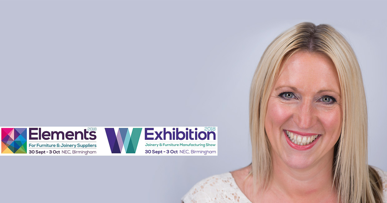 Lisa Campagnola, event director for Elements and the W Exhibition